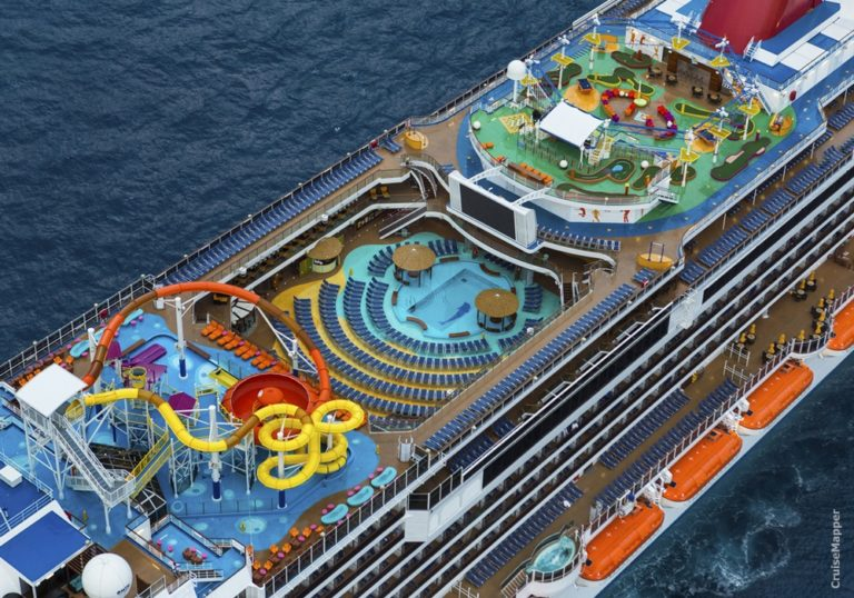 Royal Dreams Luxury Vacations Carnival Cruise Line